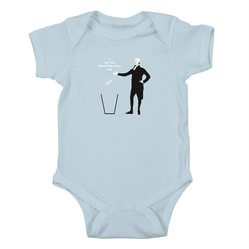 Alex Kids Baby Bodysuit by The Normal Shirt Shop