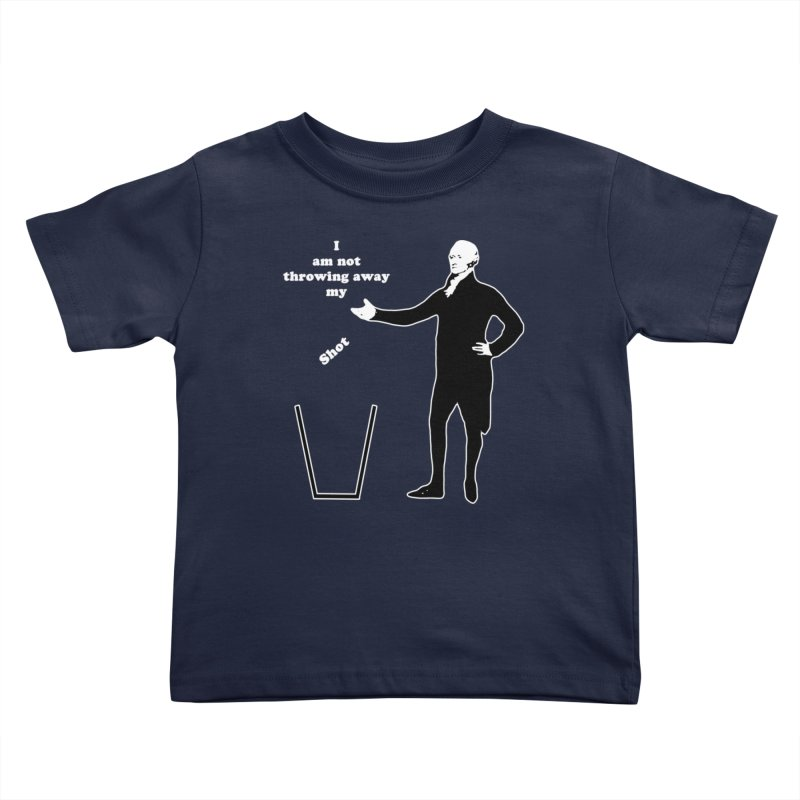 Alex Kids Toddler T-Shirt by The Normal Shirt Shop