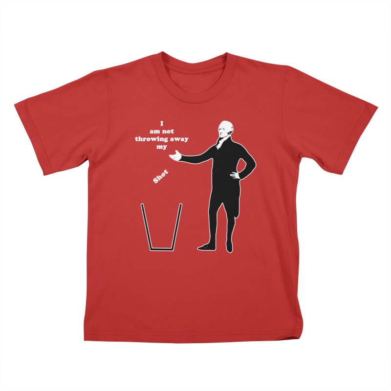 Alex Kids T-shirt by The Normal Shirt Shop