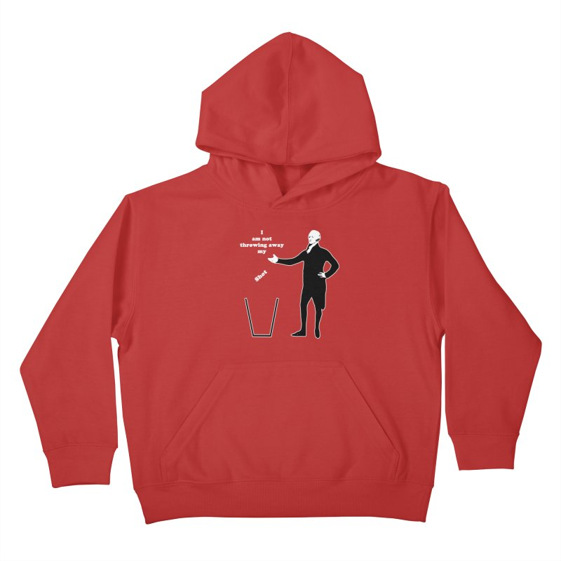 Alex Kids Pullover Hoody by The Normal Shirt Shop