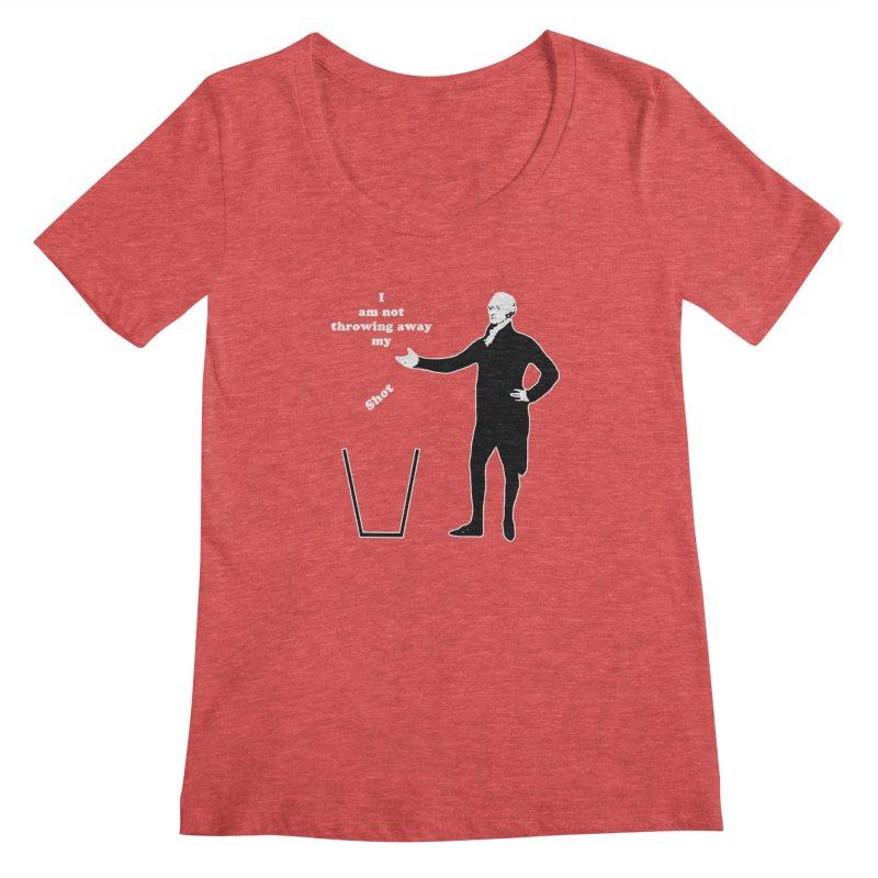 Alex Women's Scoopneck by The Normal Shirt Shop