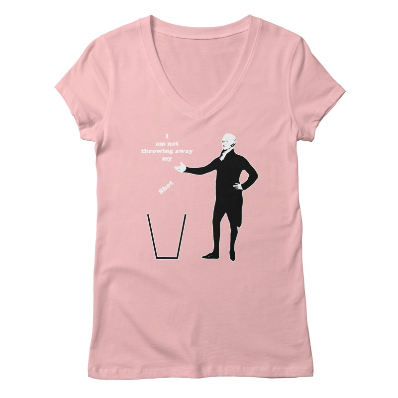 Alex Women's V-Neck by The Normal Shirt Shop