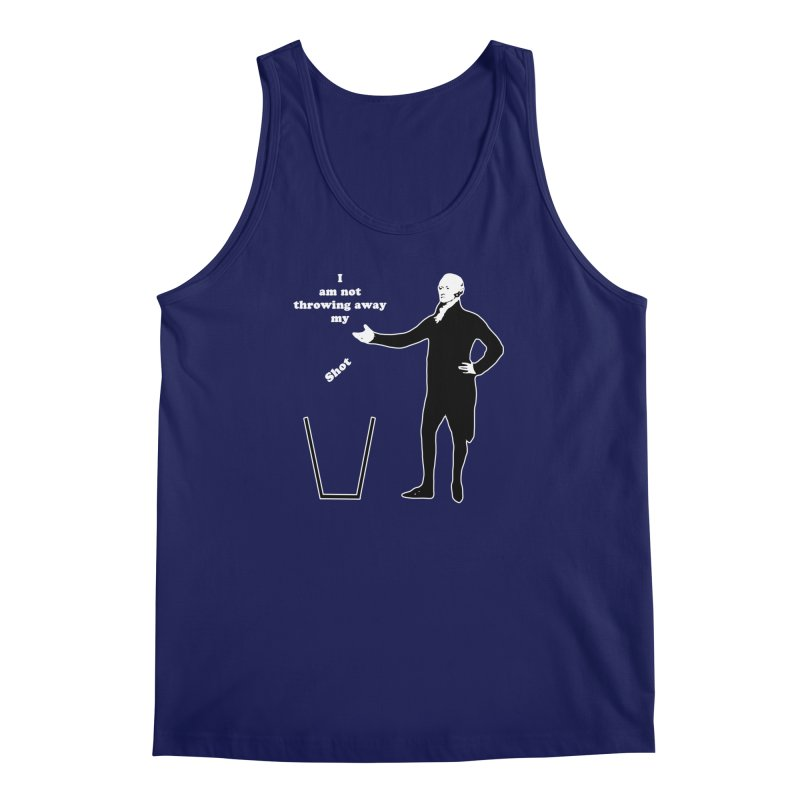 Alex Men's Tank by The Normal Shirt Shop