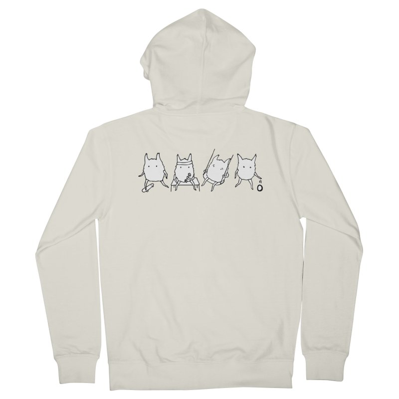 Glerb: It's What They Do Women's Zip-Up Hoody by The Normal Shirt Shop