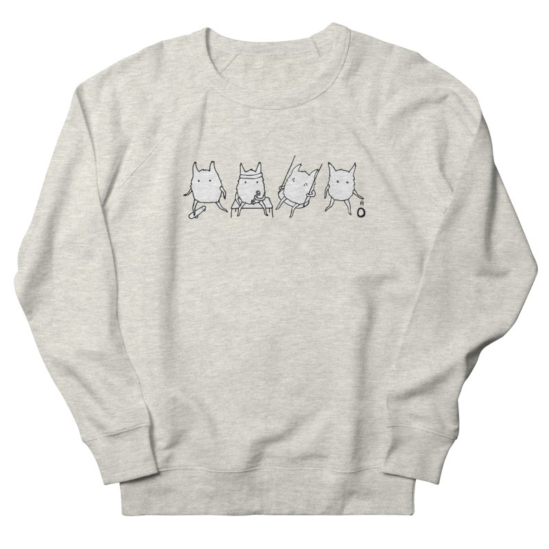 Glerb: It's What They Do Women's Sweatshirt by The Normal Shirt Shop