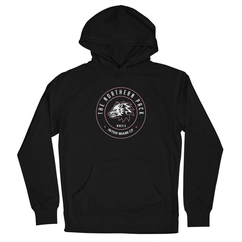 Logo with White Letters Women's Pullover Hoody by THE NORTHERN PACK CF's Shop