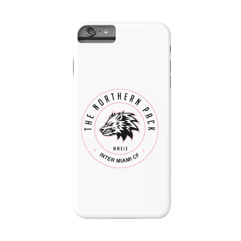 Logo with Black Letters Accessories Phone Case by THE NORTHERN PACK CF's Shop