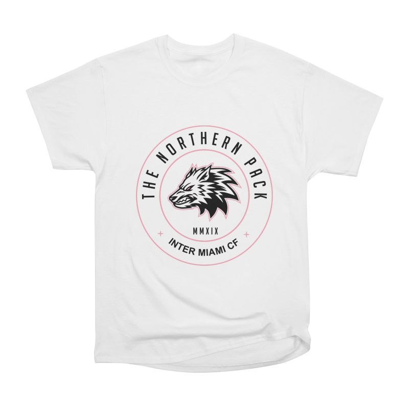 Logo with Black Letters Men's T-Shirt by THE NORTHERN PACK CF's Shop