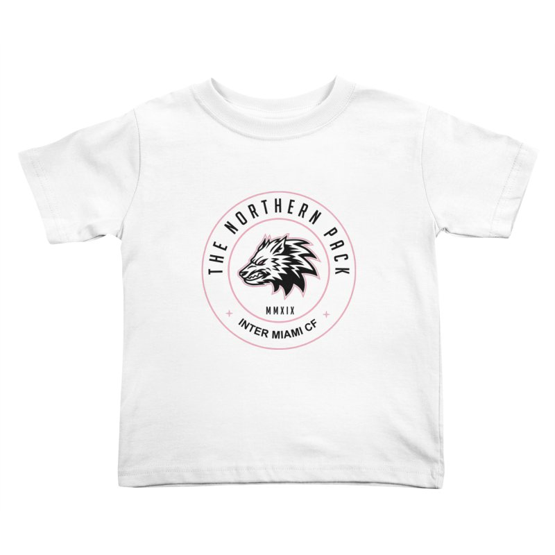 Logo with Black Letters Kids Toddler T-Shirt by THE NORTHERN PACK CF's Shop