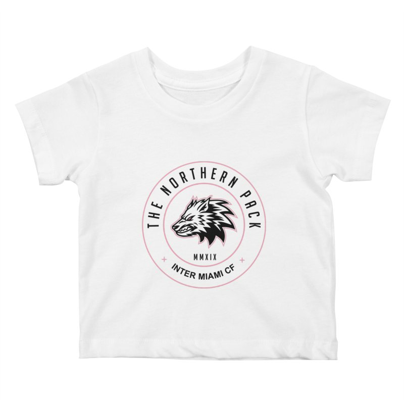 Logo with Black Letters Kids Baby T-Shirt by THE NORTHERN PACK CF's Shop