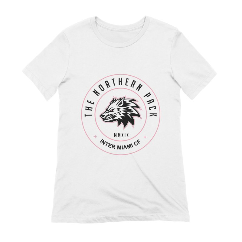 Logo with Black Letters Women's T-Shirt by THE NORTHERN PACK CF's Shop