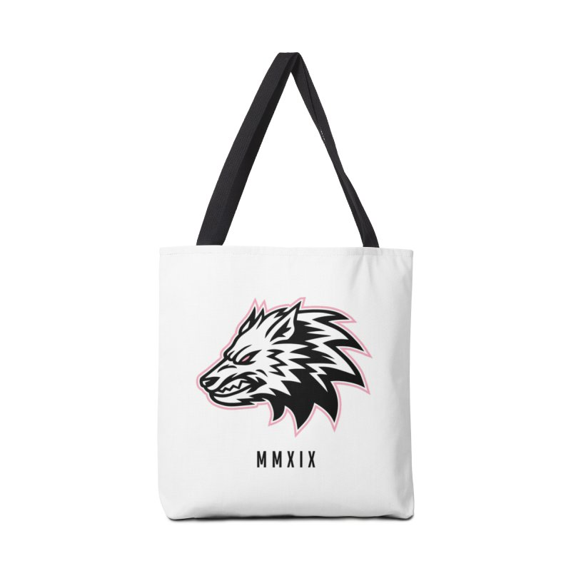 Wolf MMXIX Accessories Bag by THE NORTHERN PACK CF's Shop