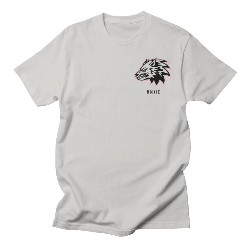 Wolf MMXIX Men's T-Shirt by THE NORTHERN PACK CF's Shop