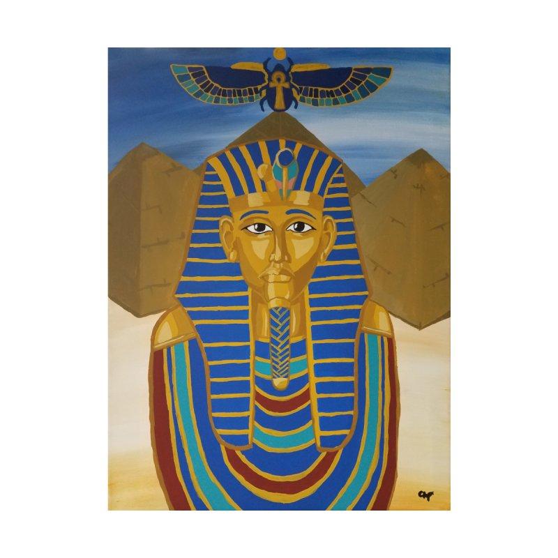 Pharaoh Home Fine Art Print by theocavi's Artist Shop