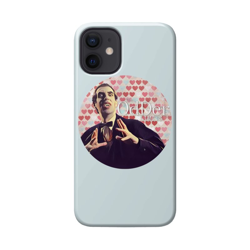 Dark Side of The Heart Accessories Phone Case by The OdDer Limits Shop