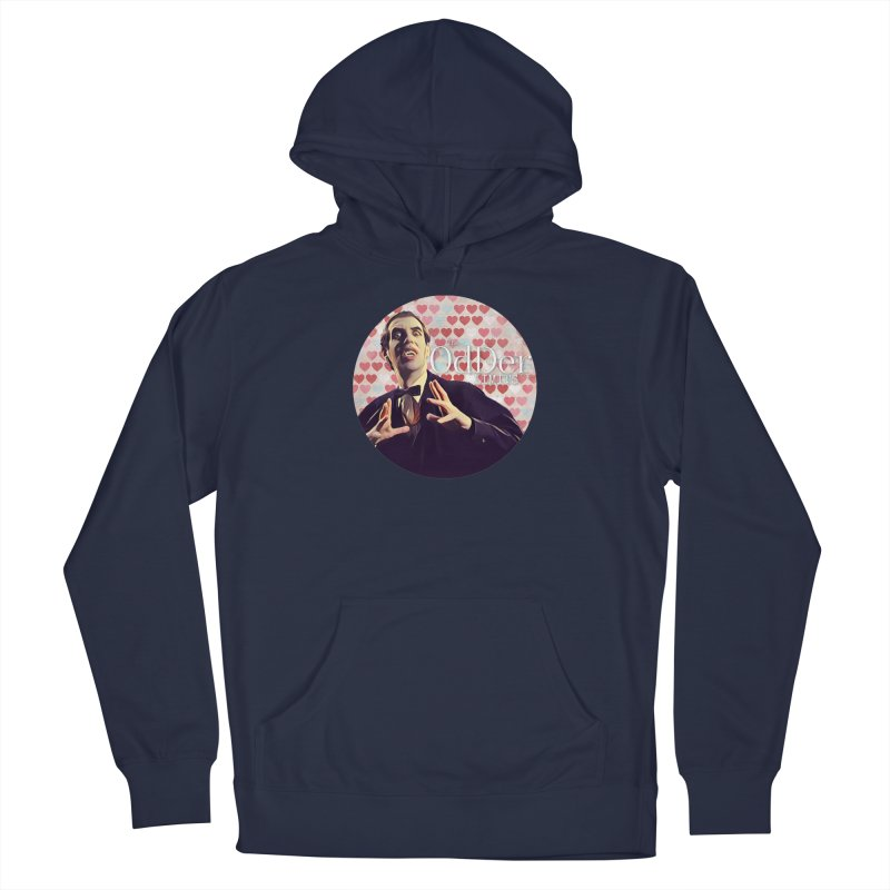 Dark Side of The Heart Men's Pullover Hoody by The OdDer Limits Shop