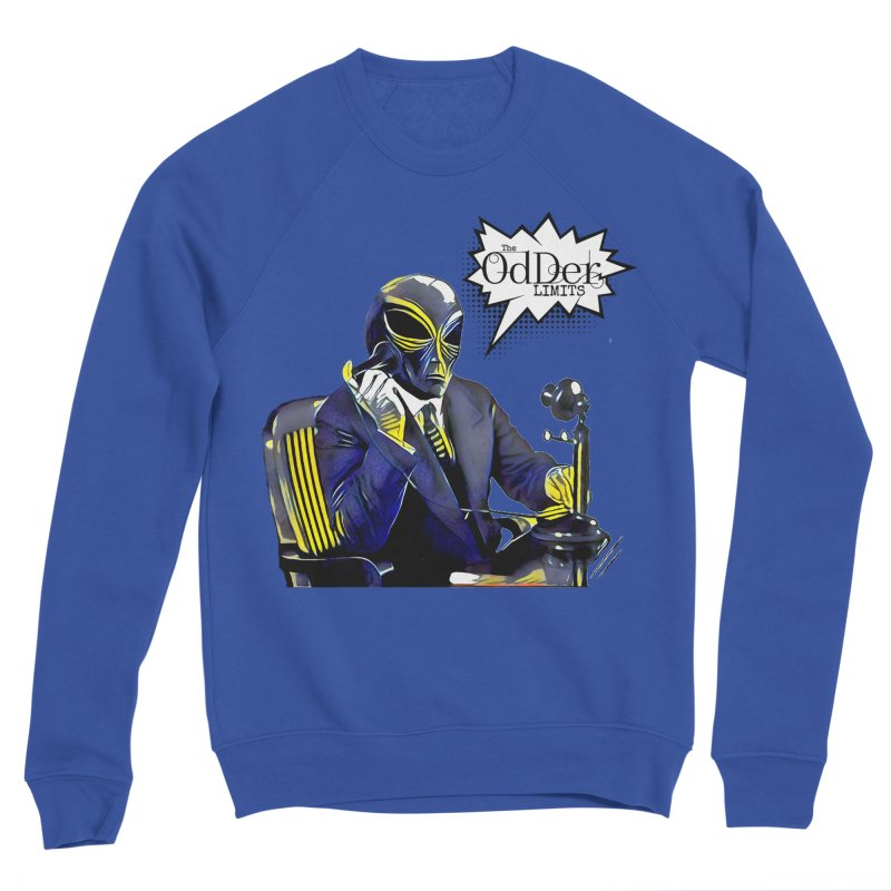 Phone Home Women's Sweatshirt by The OdDer Limits Shop