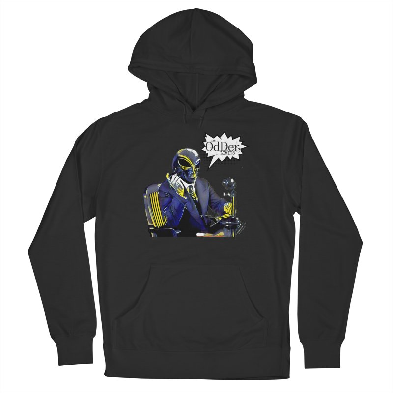Phone Home Men's Pullover Hoody by The OdDer Limits Shop