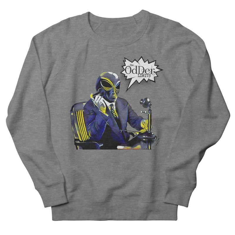 Phone Home Men's Sweatshirt by The OdDer Limits Shop