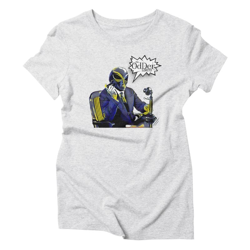 Phone Home Women's T-Shirt by The OdDer Limits Shop