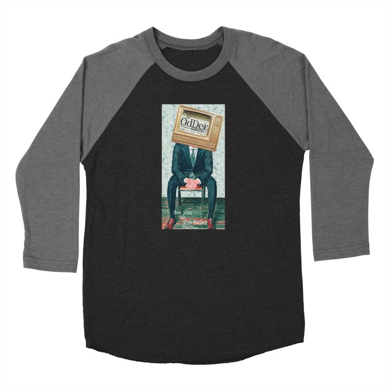 The OdDer TV Women's Longsleeve T-Shirt by The OdDer Limits Shop