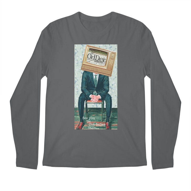 The OdDer TV Men's Longsleeve T-Shirt by The OdDer Limits Shop