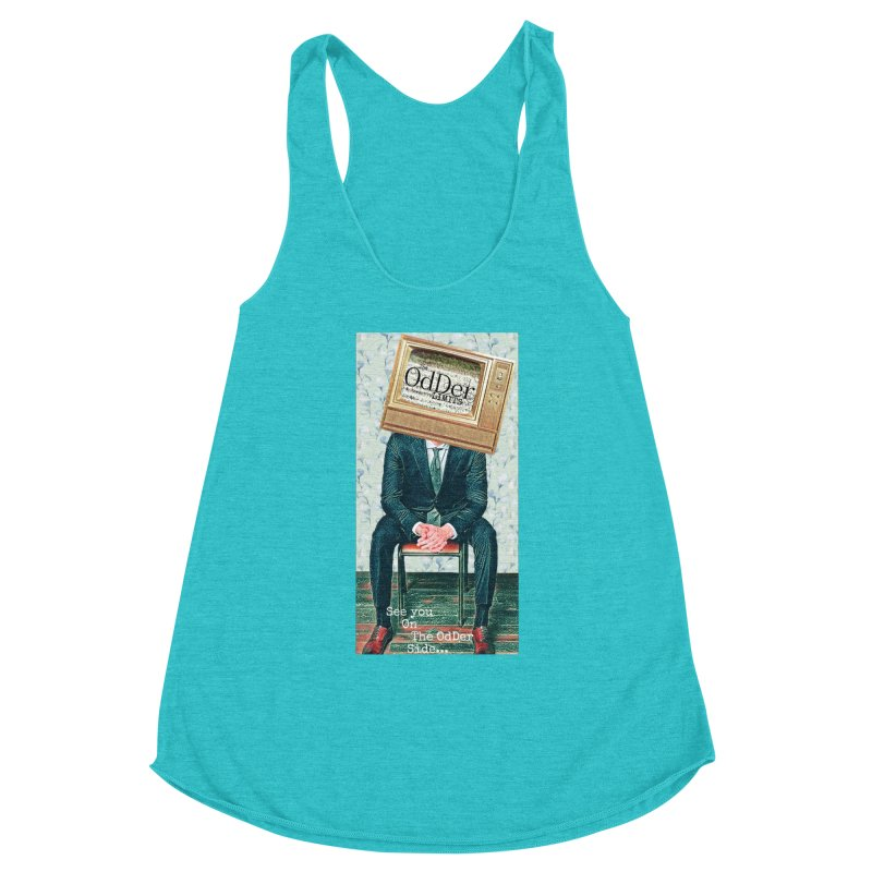 The OdDer TV Women's Tank by The OdDer Limits Shop