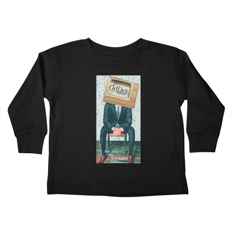 The OdDer TV Kids Toddler Longsleeve T-Shirt by The OdDer Limits Shop