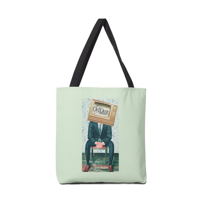 The OdDer TV Accessories Bag by The OdDer Limits Shop
