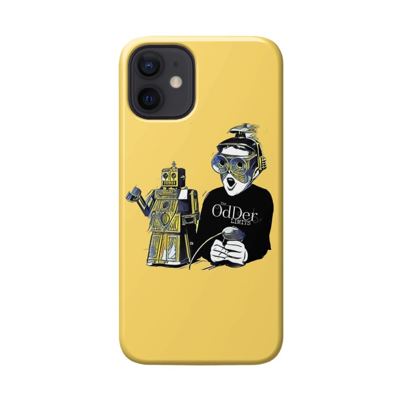 Robits Accessories Phone Case by The OdDer Limits Shop