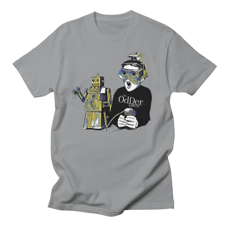 Robits Men's T-Shirt by The OdDer Limits Shop