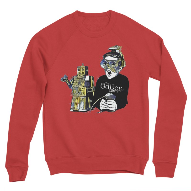 Robits Women's Sweatshirt by The OdDer Limits Shop