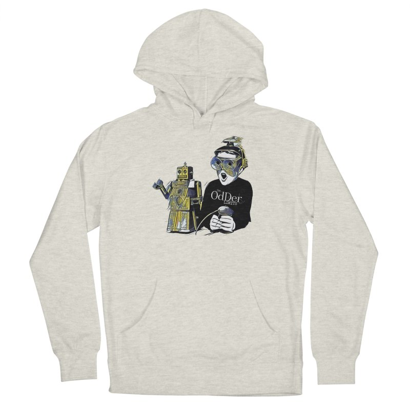 Robits Men's Pullover Hoody by The OdDer Limits Shop