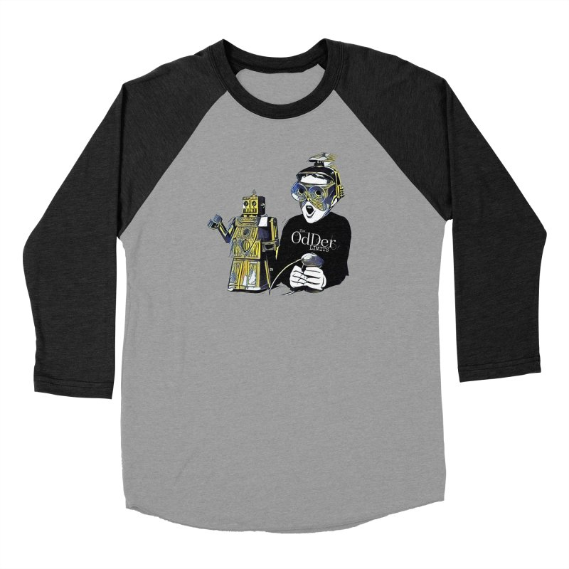 Robits Women's Longsleeve T-Shirt by The OdDer Limits Shop