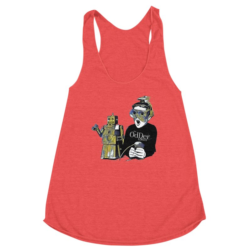 Robits Women's Tank by The OdDer Limits Shop