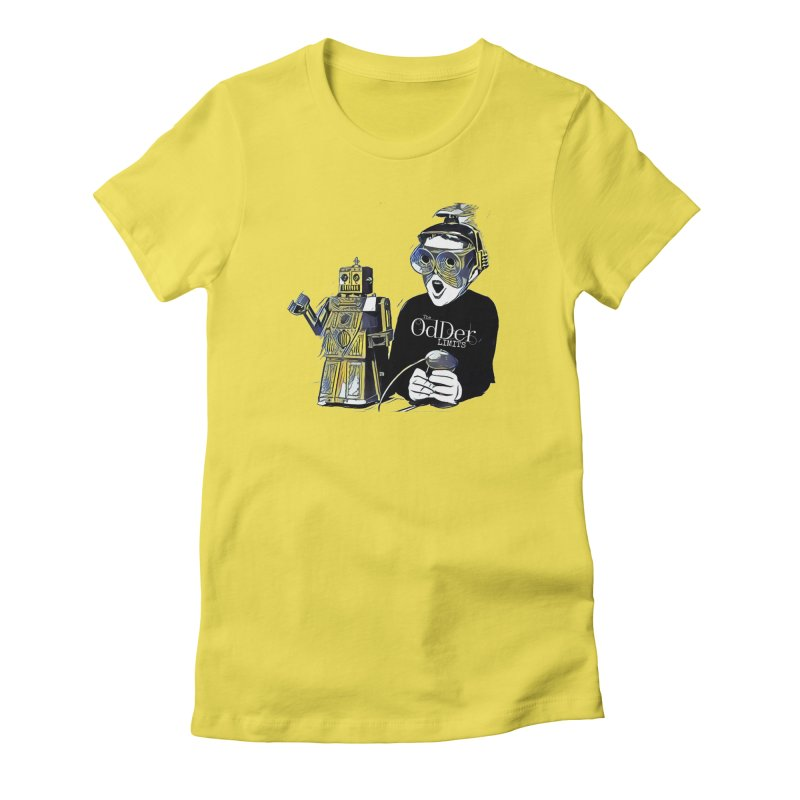 Robits Women's T-Shirt by The OdDer Limits Shop
