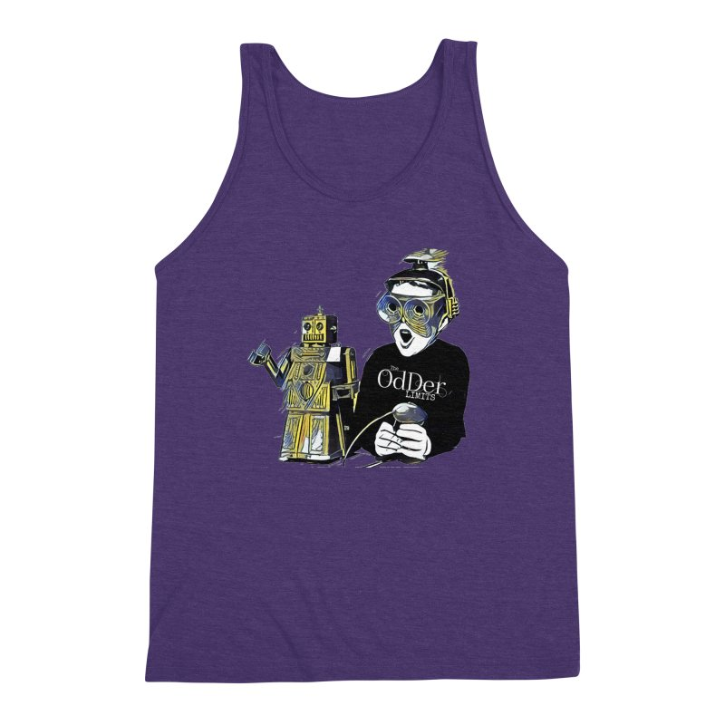 Robits Men's Tank by The OdDer Limits Shop