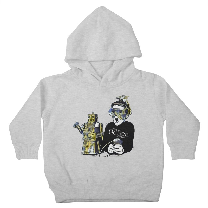 Robits Kids Toddler Pullover Hoody by The OdDer Limits Shop