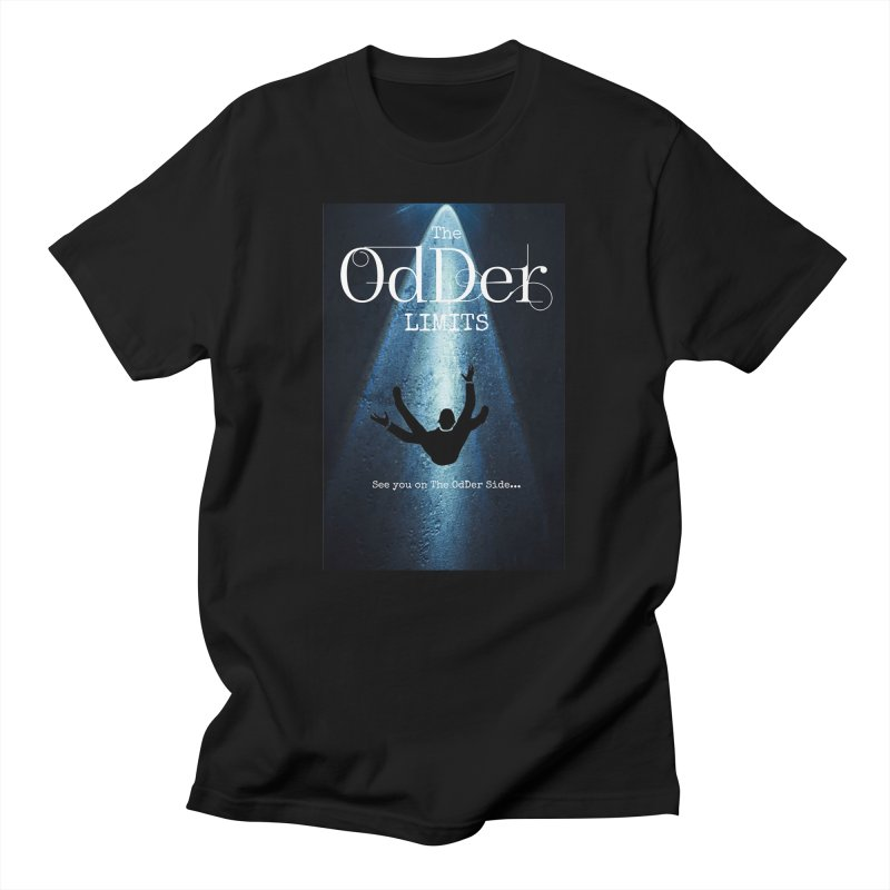 Abducted Men's T-Shirt by The OdDer Limits Shop