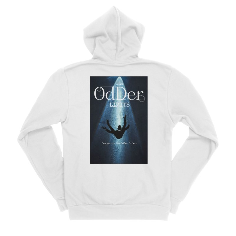 Abducted Women's Zip-Up Hoody by The OdDer Limits Shop