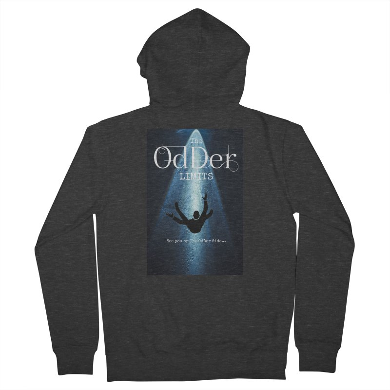 Abducted Men's Zip-Up Hoody by The OdDer Limits Shop