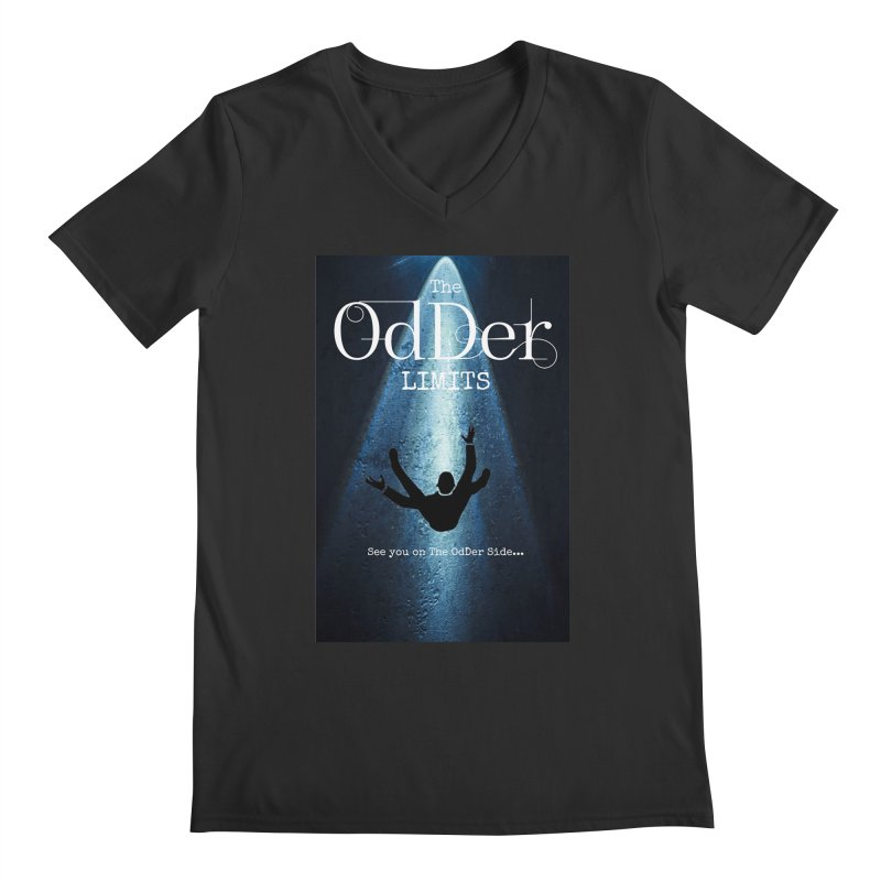 Abducted Men's V-Neck by The OdDer Limits Shop