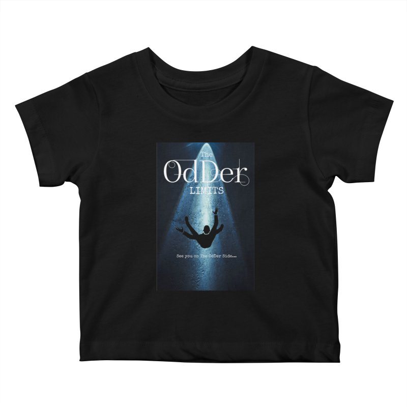 Abducted Kids Baby T-Shirt by The OdDer Limits Shop