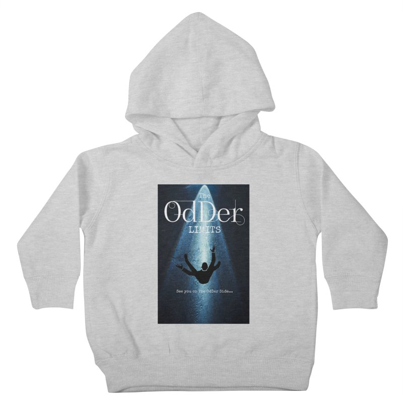 Abducted Kids Toddler Pullover Hoody by The OdDer Limits Shop
