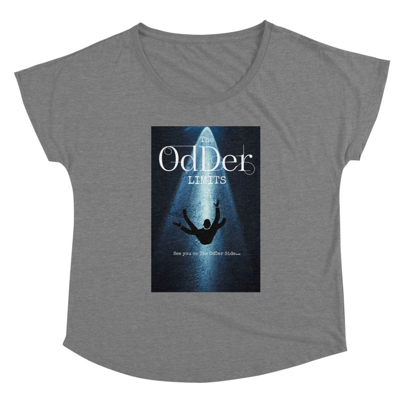 Abducted Women's Scoop Neck by The OdDer Limits Shop