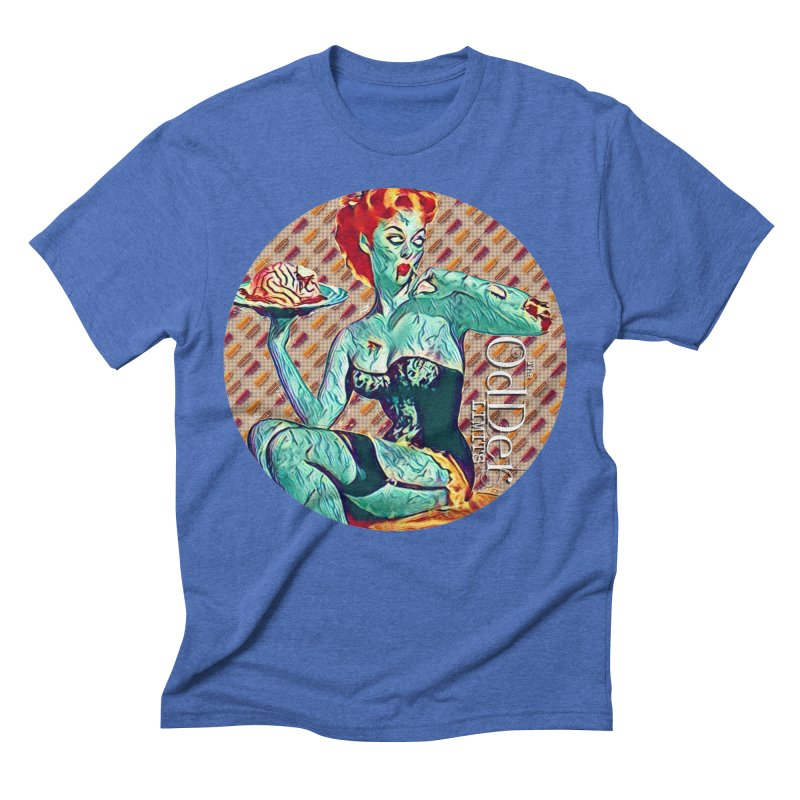Dinner is Served Men's T-Shirt by The OdDer Limits Shop
