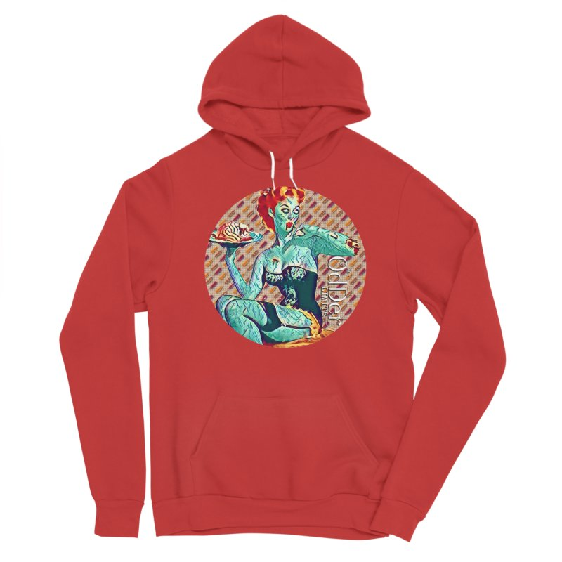 Dinner is Served Men's Pullover Hoody by The OdDer Limits Shop