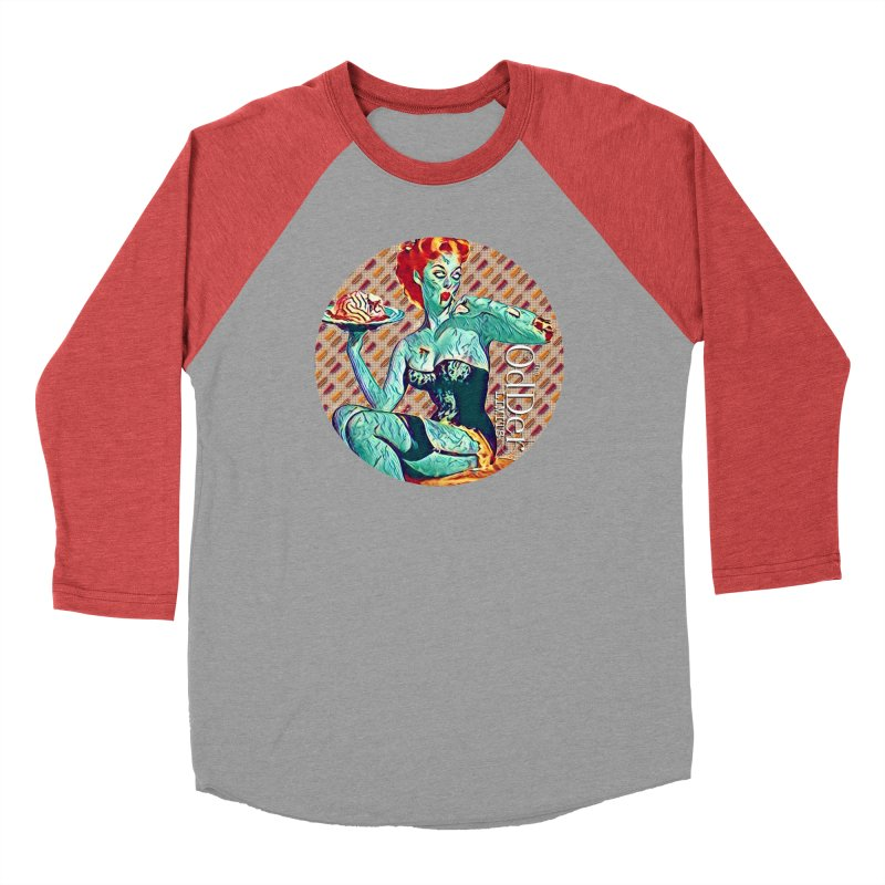 Dinner is Served Women's Longsleeve T-Shirt by The OdDer Limits Shop