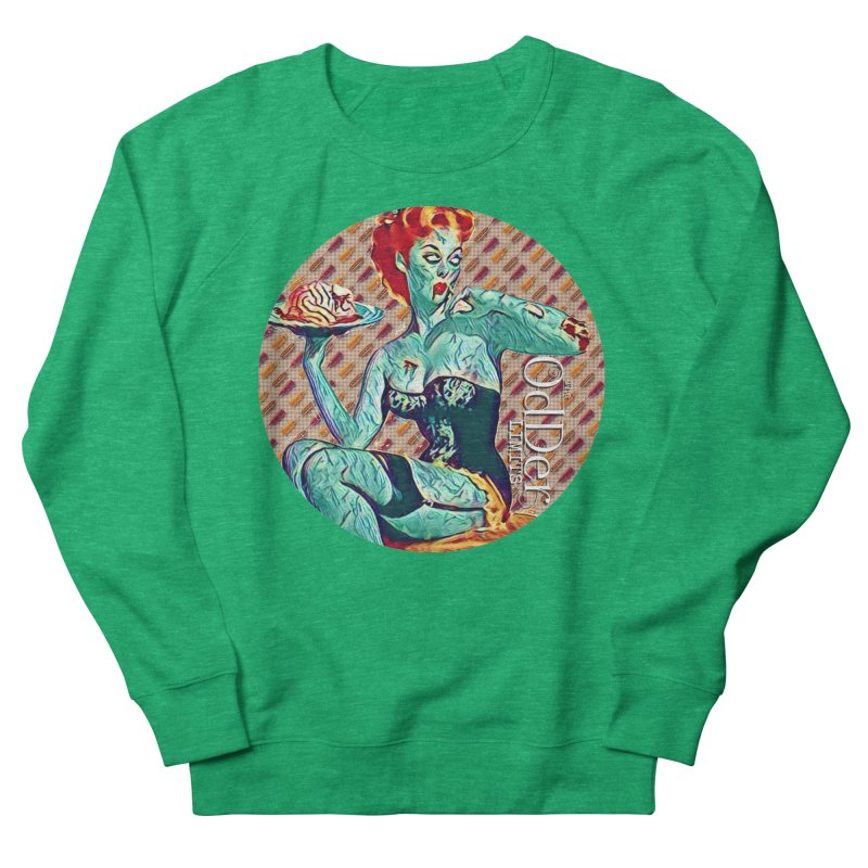Dinner is Served Women's Sweatshirt by The OdDer Limits Shop