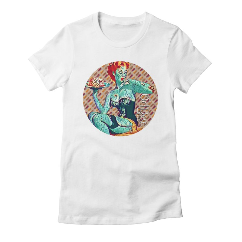 Dinner is Served Women's T-Shirt by The OdDer Limits Shop